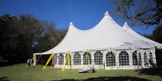Wedding Alpine Tent